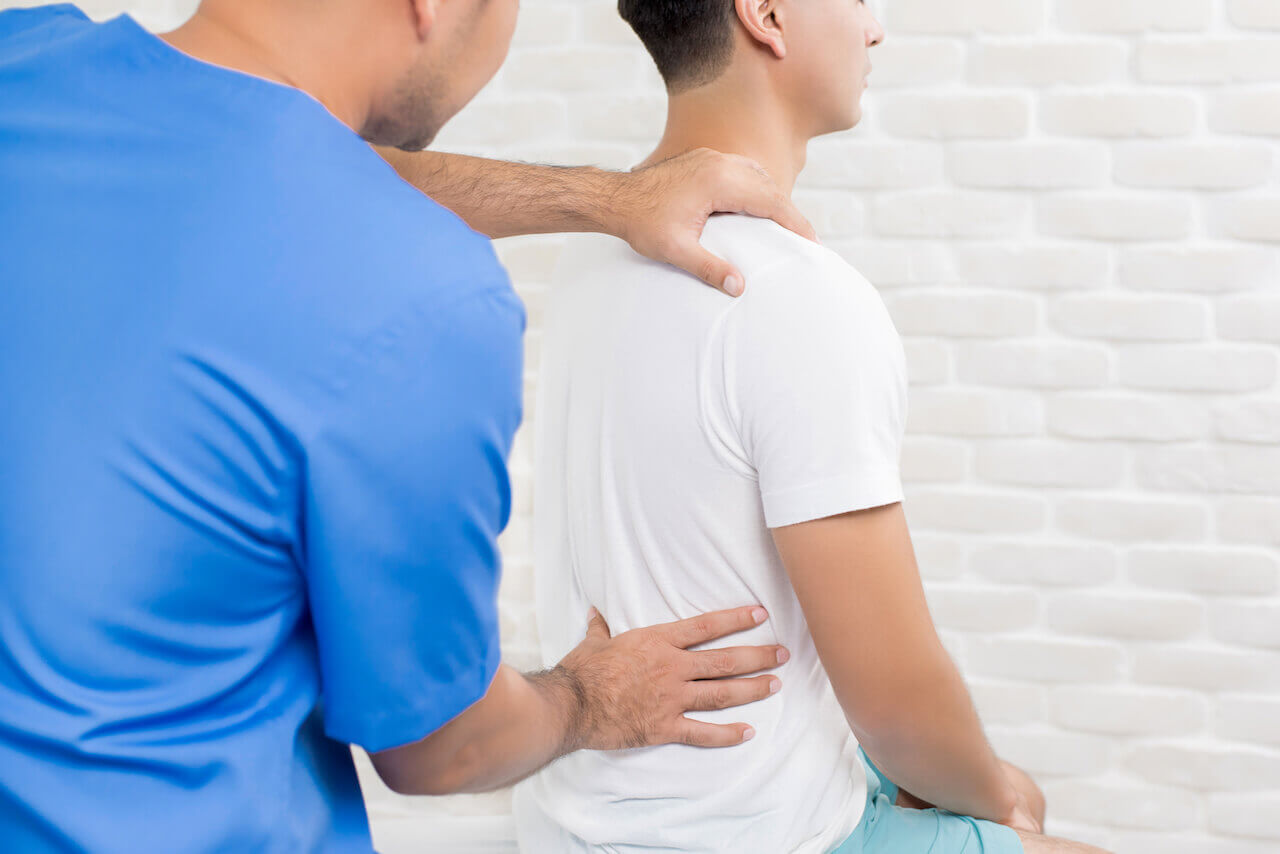 Stand up Straighter with Physical Therapy